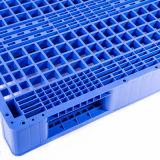 Einzelnes Großhandelsgesicht industrielle Plasstic flache Vierwegsladeplatte