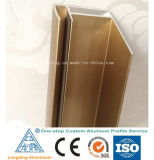 Perfis de alumínio industriais para jogos reparados do painel solar