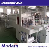 Bottle Packaging를 위한 PE Film Automatic Heat Shrink Wrapping Machine