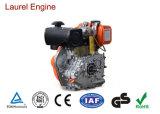Solos diesel del cilindro/bomba refrigerados del motor del combustible de la gasolina/de gas