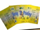 Contrassegno della pellicola di BOPP per la bottiglia di acqua con colore di massimo 10 nel disegno personalizzato