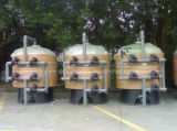 Filtro da trattamento delle acque con le valvole Multi- per uso industriale