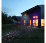 La venta caliente LED 6W impermeabiliza la decoración al aire libre de la Navidad de la luz laser para el jardín