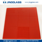 Serigrafia em cerâmica Spandrel Safety Tempered Glass Sheets Suppliers