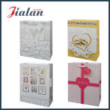 Laminação mate Custom PP Handle Logotipo Pacote de papel clássico impresso