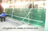 552, 662, 664, tailles importantes Laminated Sandwich Glass avec Clear, Milk White, Translucent