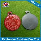 Étiquettes de crabot de vente chaudes en métal avec votre propre logo