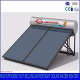 Unter Druck gesetzter flache Platten-Vertrags-direkt/indirekter Solarwarmwasserbereiter