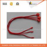 Acessórios de vestuário competitivo de alta qualidade Etiqueta de etiqueta de selo de corda