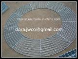 Решетки решетки размера горячего ПОГРУЖЕНИЯ гальванизированные изготовленный на заказ