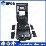 Câble de la fibre optique CWDM Mux/Demux Fdb 16port dépliant le cadre de diviseur de Lgx (FDB-016N)