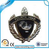 Meilleur design Badge de meilleure qualité avec Tieclip