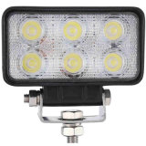4inch 18W Waterproof Offroad Bridgelux LED Work Light