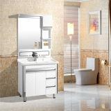 Шкаф ванной комнаты, шкаф PVC, ванная комната керамическая, тщета ванной комнаты