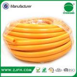 Tuyau flexible en gros de gaz de jet de produits en plastique de tube/tuyau de PVC