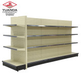 Nouveau style Retail Retail Promotion Supermarket Fruit Vegetable Storage Rack / Display Stand