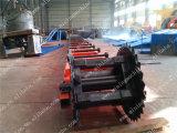 China-Becherkette-Strichleiter-Bagger