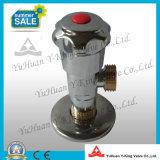 Cromado abierto rápido de latón forjado válvula de ángulo (YD-B5027)