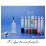 Medical descartável Vacuum Blood Collection Tube com Ce