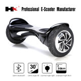 Scooter de équilibrage électrique avec pouce Chine Hoverboard du haut-parleur 10 de Bluetooth