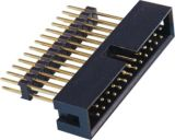коллектор коробки 2.54mm H=8.9 180 SMT