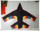2015 Sell caldo Cheap Popular Item Plane Model 3D Nylon Kite per Kids Gifts