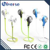 Ruído estereofónico dos auriculares de Bluetooth que cancela o fone de ouvido de fala do tempo longo do auscultadores
