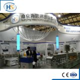 Machine jumelle en plastique de boudineuse à vis de qualité de Nanjing Haisi