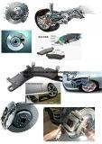 Het professionele Stootkussen van de Rem van de Levering Originele van Nissan Tb685