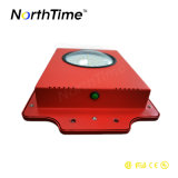 Color rojo para la luz solar al aire libre impermeable del jardín del LED