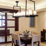 Ретро проект типа вися освещение привесного светильника для штанги или столовой