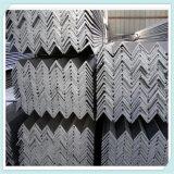 Горячекатаные гальванизированные (HDG) стальные углы/штанга угла слабой стали/утюг (изготовление)