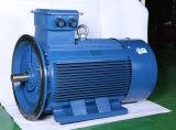 80mm-355mm Rahmen-hohe Leistungsfähigkeits-Dreiphaseninduktions-Motor mit Cer-Zustimmung