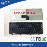 Tastiera del computer portatile/tastiera di Bluetooth per Benq Joybook S43 S46 MP-07 noi versione