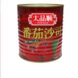 プラスチックびんの2.45kgトマト・ケチャップ