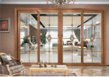Marco de aluminio Windows de la rotura termal revestida popular del polvo para el edificio comercial y residencial