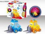 標識燈および音楽の電池式のトンボのおもちゃ