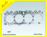 4bd1 Good Quality Cheaper Price Gasket Head per Excavator Engine Made in Cina