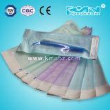 使い捨て可能な歯科ヒートシールの殺菌の袋