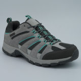 Waterproofの本物のLeather Men Hiking Shoes