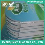 Feuille de mousse de PVC, feuille de PVC pour la publicité