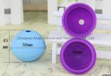 Molde do gelo do silicone & de molde & de alta qualidade do Lollipop fabricante Si18 da esfera de gelo