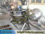 Bouilloire de cuisine au sirop avec agitateur