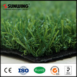 China Wholesale Nature Artificial Synthetic Grass Mat für Garten