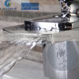 ステンレス鋼の虚栄心のための単一のレバーの洗面器の滝のミキサー