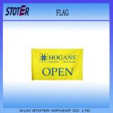 Горячий продавая флаг печатание стильной конструкции низкой стоимости изготовленный на заказ