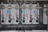 Estilo luxuoso máquina de enchimento da água de 5 galões para a água mineral
