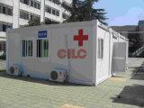 Модульная клиника контейнера/передвижная клиника/полуфабрикат клиника/(CILC)