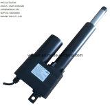 movimiento 30mm/S de 1000n 800m m ningún actuador industrial eléctrico de la velocidad de la carga