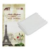 Подгонянные одиночные влажные Wipes/освежают лицевое полотенце/освежая влажное полотенце